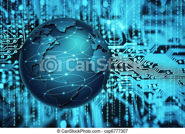 tecnologia - csp6777307