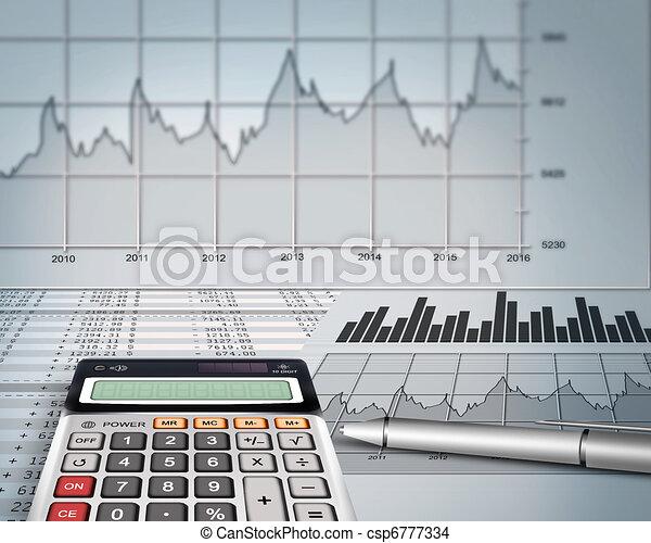 account balance - csp6777334