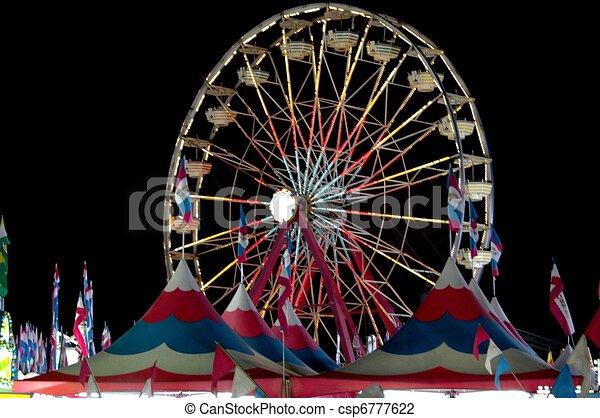 Fun Fair 3 - csp6777622