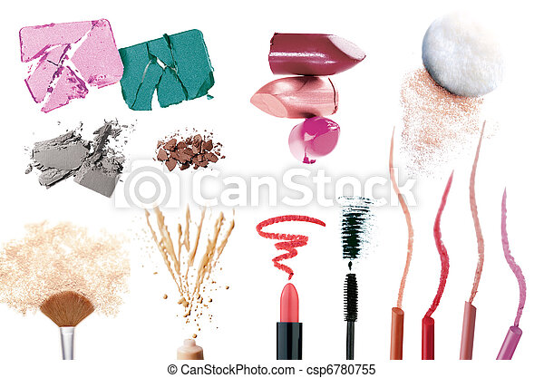 Set of make up products  - csp6780755
