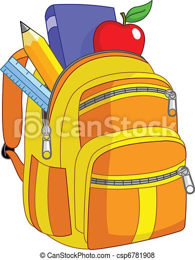 School backpack - csp6781908