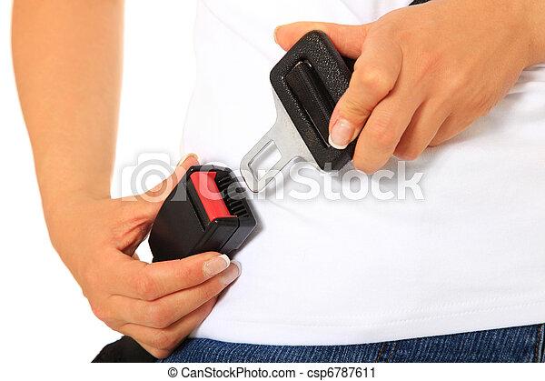 Seat belt - csp6787611
