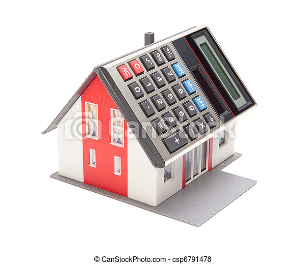 Home financing - csp6791478