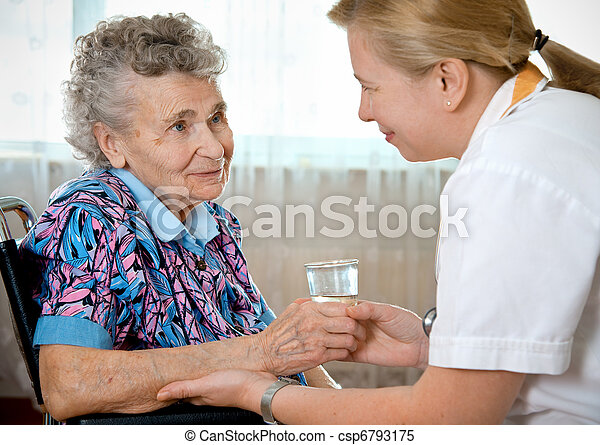 nursing home - csp6793175