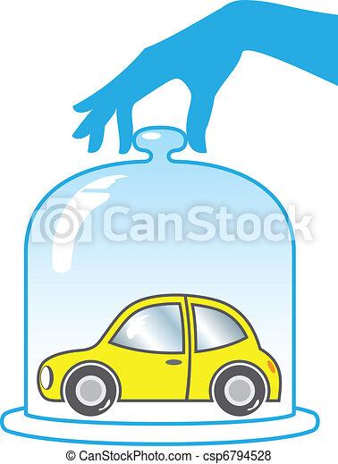 Car Insurance - csp6794528