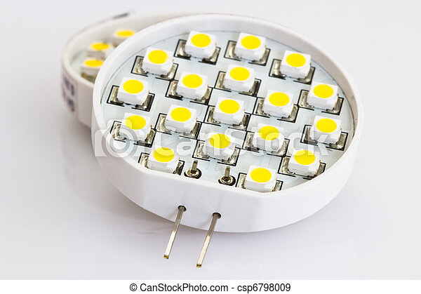 LED light bulbs G4 with 18 LEDs - csp6798009
