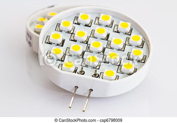 LED light bulbs G4 with 18 LEDs - csp6798009