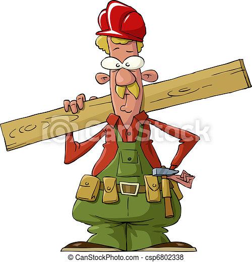 Carpenter - csp6802338
