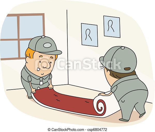 Carpet Installer - csp6804772