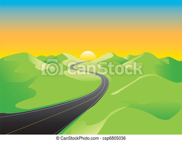 Sunshine Hills - csp6805036