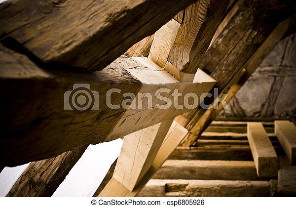 carpenters work - csp6805926