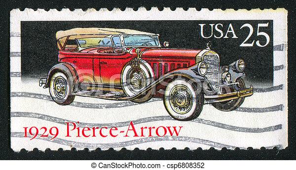 Classic Automobiles - csp6808352