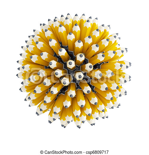 multitude pencil  - csp6809717