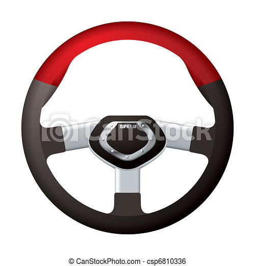 Sports steering wheel - csp6810336