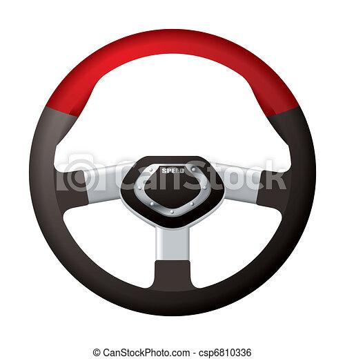 Sports steering wheel - csp6810336