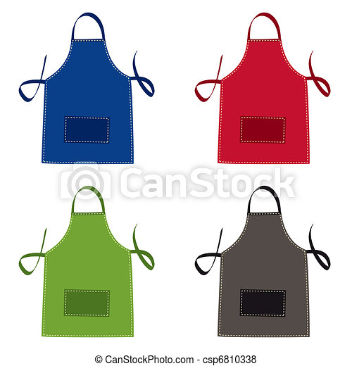Apron collection - csp6810338