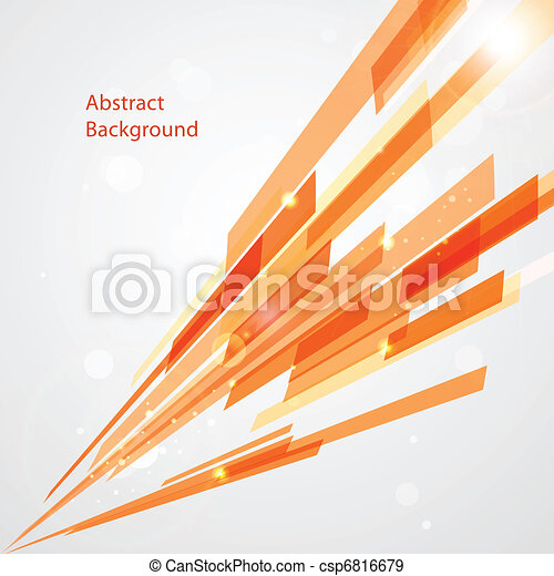Abstract lines background - csp6816679