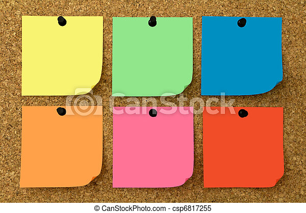 6 Notice sheets - csp6817255