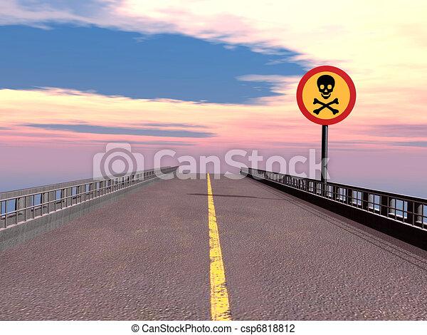 road - csp6818812