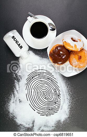 junk food is a crime - csp6819651