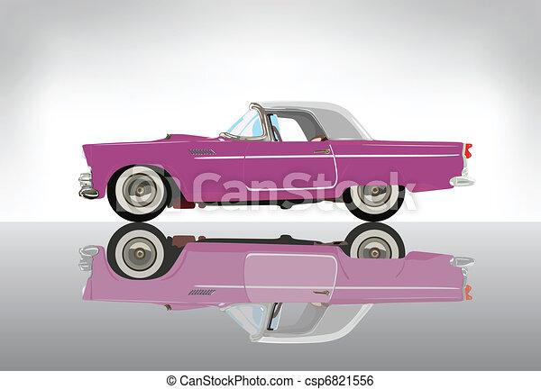 pink classic auto - csp6821556