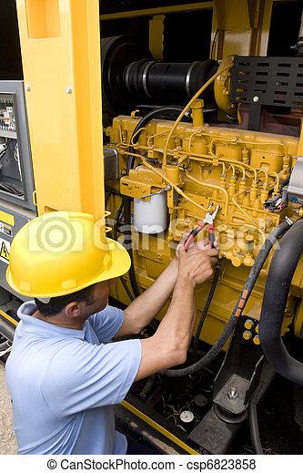 Technician - csp6823858