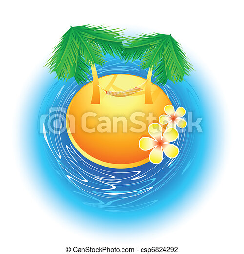 Personal paradise - csp6824292