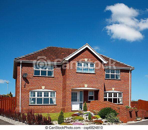 Photographies de angleterre maison csp6824810 for Acheter une maison en angleterre