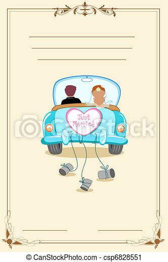 Wedding Card - csp6828551