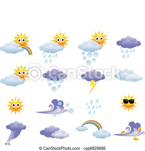 Weather icon - csp6829686