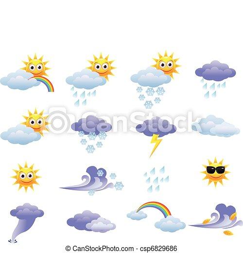 Weather icon - csp6829686