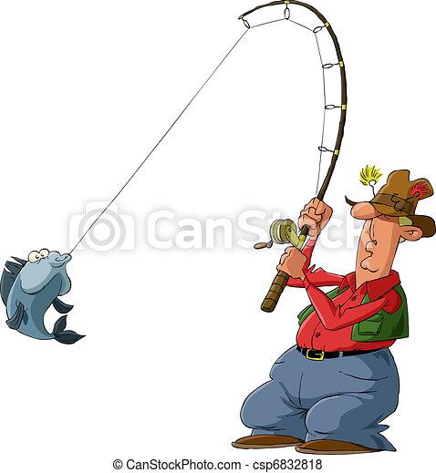 Fisherman - csp6832818