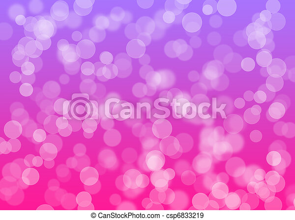 Bright pink dot background - csp6833219