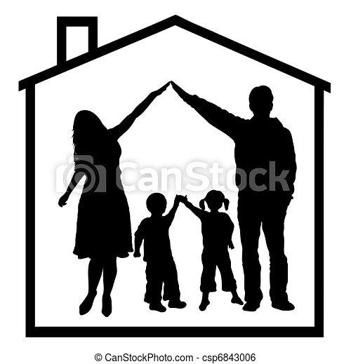 Family - csp6843006