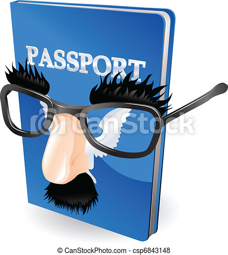 Identity fraud concept - csp6843148