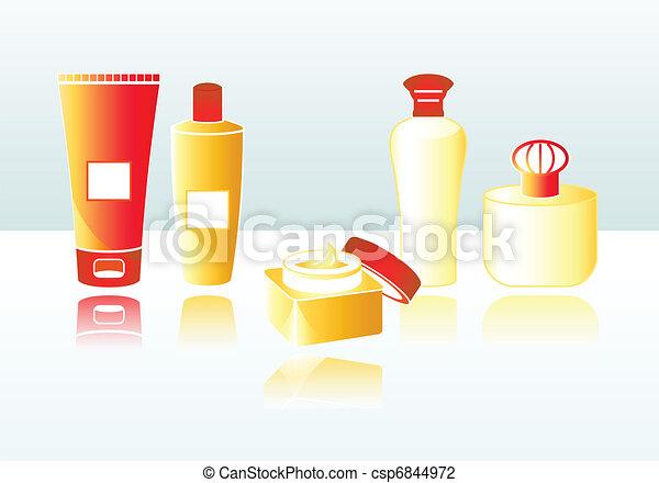 Bodycare cosmetics - csp6844972