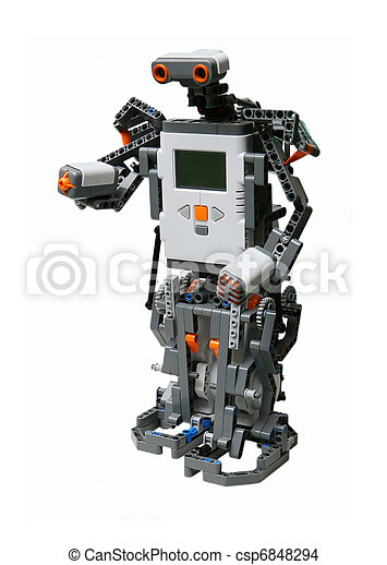 機器人 - csp6848294