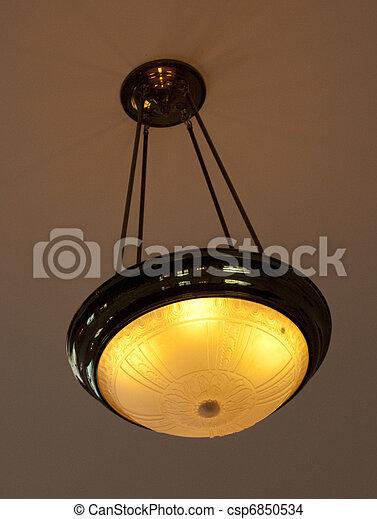 Hanging Light  0241  0210 - csp6850534