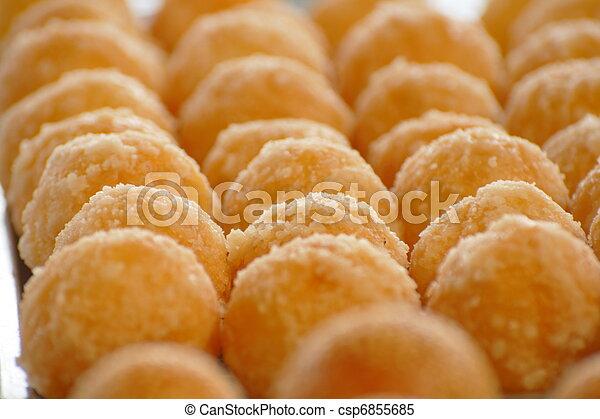 Thai Dim Sum Pastry - csp6855685