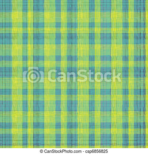 picnic cloth vector - csp6856825