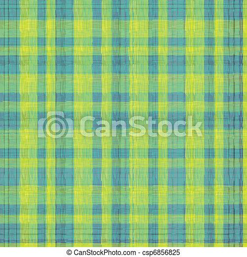 picnic cloth vector - csp6856825
