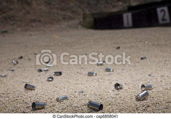 Spent ammo - csp6858041