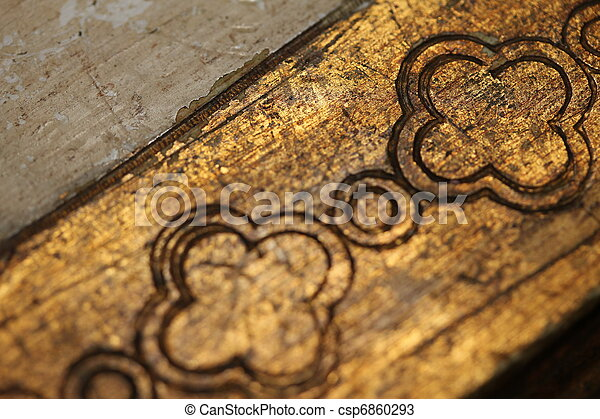old furniture texture