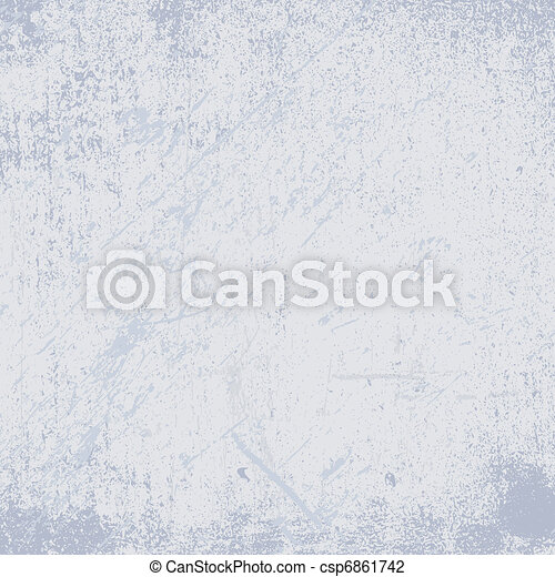 Grunge background pastel blue. EPS 8 - csp6861742