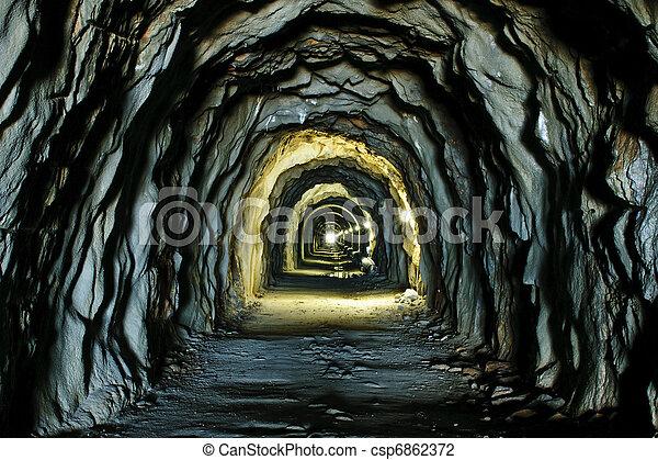 Tunnel - csp6862372