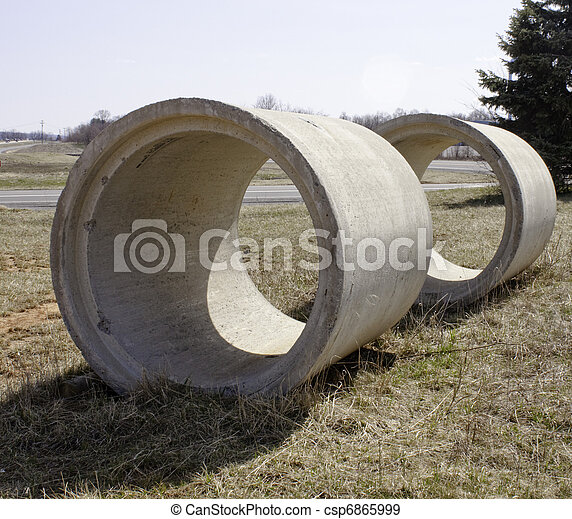 Concrete Sewer Pipes - csp6865999
