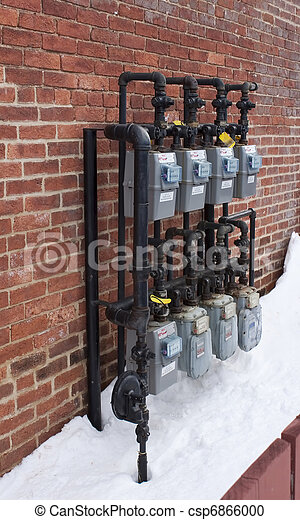 Gas Meters - csp6866000