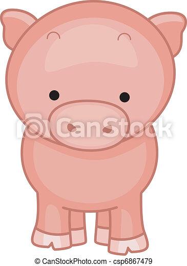 Pig - csp6867479