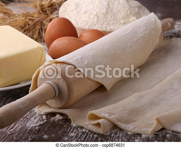 dough - csp6874631