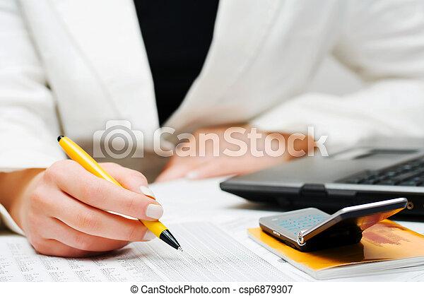 contabilidade - csp6879307